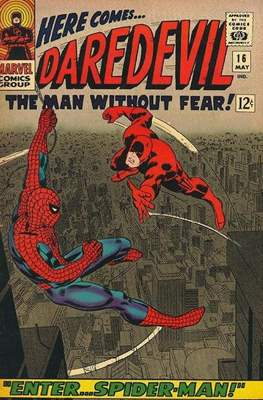 Daredevil Vol. 1 (1964-1998) (Comic Book) #16