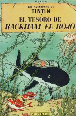 Las aventuras de Tintín #11