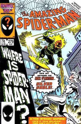The Amazing Spider-Man Vol. 1 (1963-2007) (Comic-book) #279