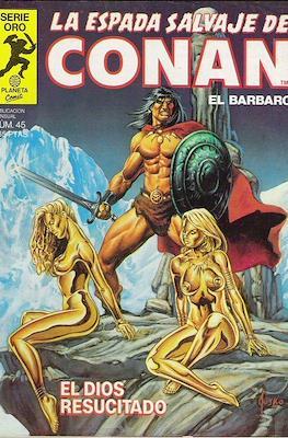 La Espada Salvaje de Conan. Vol 1 (1982-1996) (Grapa. B/N.) #45