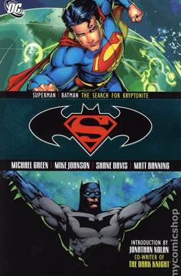 Superman / Batman (Hardcover) #7