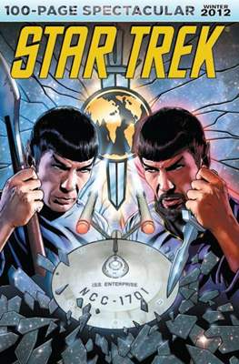 Star Trek  100-page Spectacular winter 2012