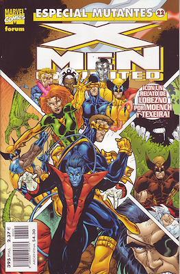 Especial Mutantes (Grapa 40-48 pp) #22