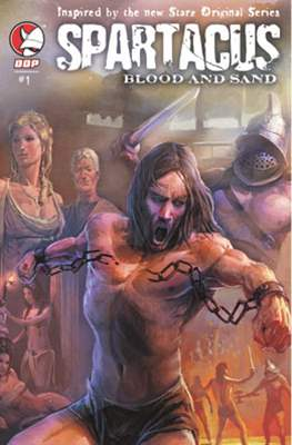 Spartacus Blood and Sand (Comic Book) #1