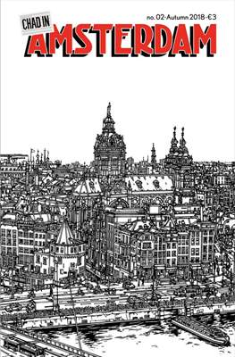 Chad in Amsterdam (Comic Book) #2