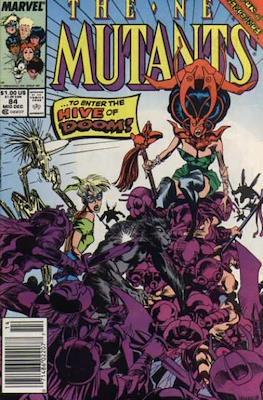 The New Mutants (Comic Book) #84