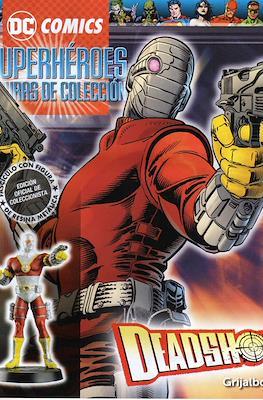 DC Comics Superhéroes. Figuras de colección (Fascículo/Grapa) #15