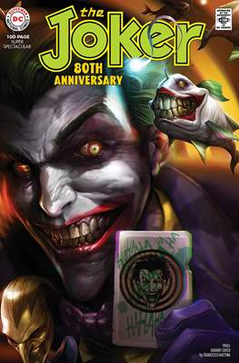 Joker 80th Anniversary 100-Page Super Spectacular (Variant Covers) #1.2