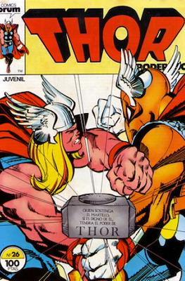 Thor, el Poderoso (1983-1987) #26