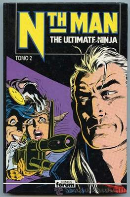 Nth Man. The Ultimate Ninja (Cartone) #2