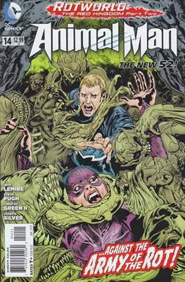 Animal Man Vol. 2 (2011-2014) (Comic Book) #14
