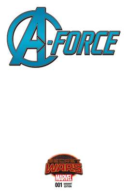 A-Force (Comic-book) #1.1