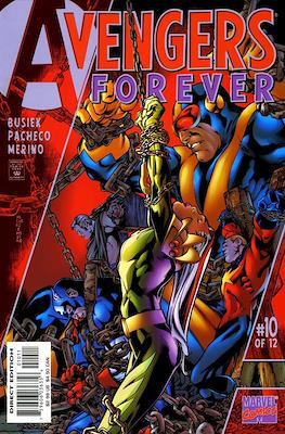 Avengers Forever (Comic Book) #10