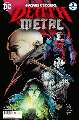 Noches oscuras: Death Metal #5
