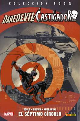 Daredevil / El Castigador: El séptimo círculo. 100% Marvel