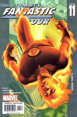 Ultimate Fantastic Four #11
