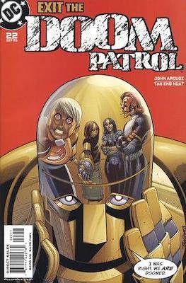 Doom Patrol Vol. 3 (Comic Book) #22