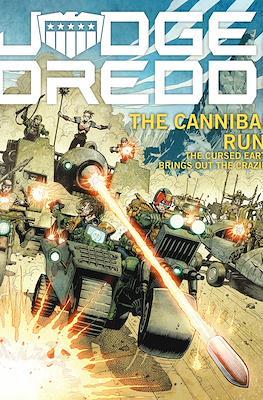 Judge Dredd Megazine Vol. 5 (Grapa) #408