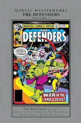 Marvel Masterworks: The Defenders #7