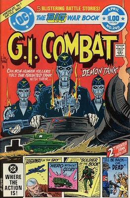 G.I. Combat (grapa) #240