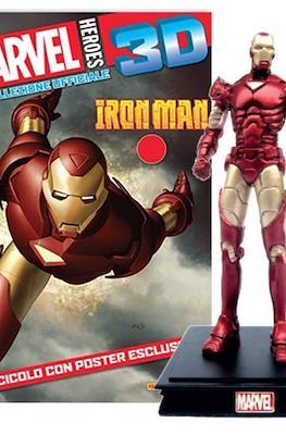 Marvel Héroes 3D - Colección Oficial (Grapa) #3