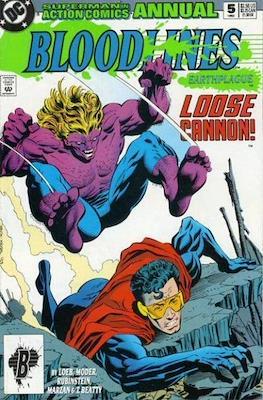 Action Comics Vol. 1 Annual (1987-2011) #5