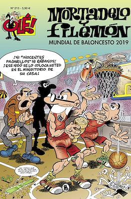 Mortadelo y Filemón. OLÉ! (1993 - ) (Rústica, portadas en relieve) #213