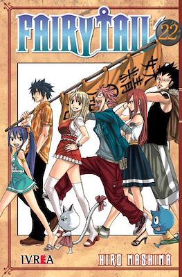 Fairy Tail (Rústica) #22