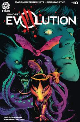Animosity - Evolution (Comic Book) #10