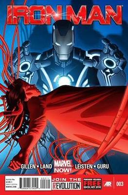 Iron Man (Vol. 5 2012-2014) (Comic-Book) #3