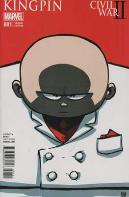 Civil War II: Kingpin (Variant Cover)