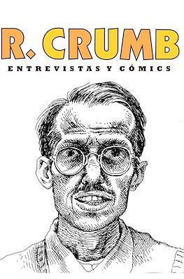 R. Crumb Entrevistas y cómics
