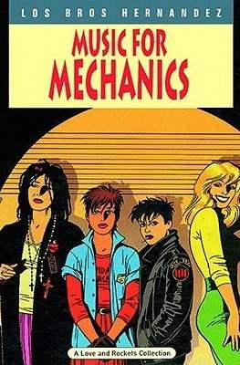 A Love & Rockets Collection