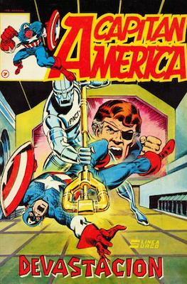 Capitán América (Grapa 40 pp) #7