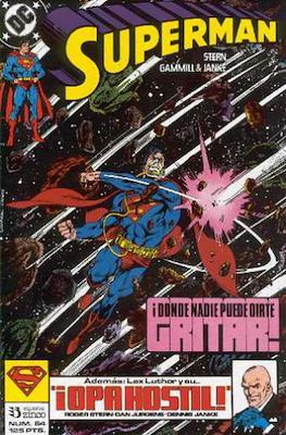 Superman: El Hombre de Acero / Superman Vol. 2 #64