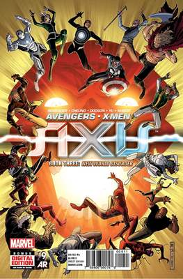 Avengers & X-Men: Axis (Comic-book) #9