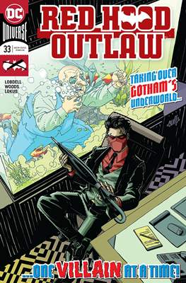 Red Hood and the Outlaws Vol. 2 (Comic Book) #33