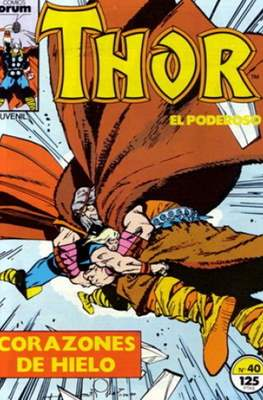 Thor, el Poderoso (1983-1987) (Grapa 36 pp) #40
