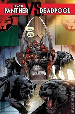 Black Panther vs. Deadpool (Comic Book) #4