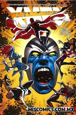 Uncanny X-Men (Rústica) #2