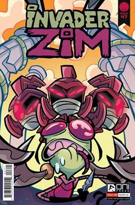 Invader Zim (Comic Book) #47