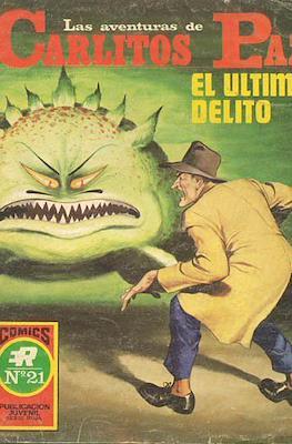 Historias Gáficas para Jóvenes (Serie Roja B) (Grapa. 1973) #21