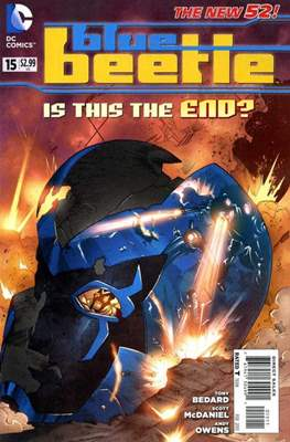 Blue Beetle Vol.9 New 52 #15