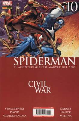 Spiderman Vol. 7 / Spiderman Superior / El Asombroso Spiderman (2006-) (Rústica) #10