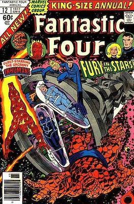 Fantastic Four Annual (Comic Book.) #12