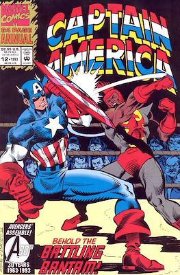 Captain America Vol. 1 Annual (1971-1994) #12