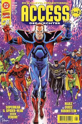 DC gegen Marvel / DC/Marvel präsentiert / DC Crossover präsentiert #8