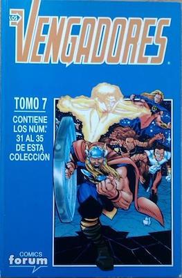 Los Vengadores Vol. 3 (Retapado. 1998-2005) #7