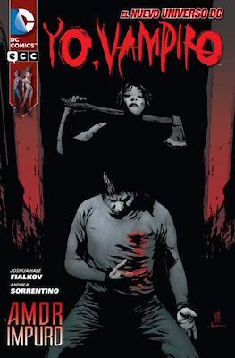 Yo, Vampiro. Nuevo Universo DC (Rústica 144-96-160 pp) #1