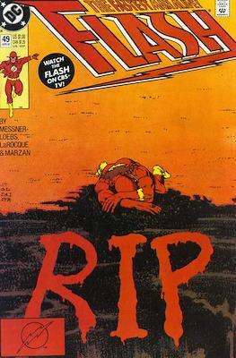 The Flash Vol. 2 (1987-2006) (Comic Book) #49